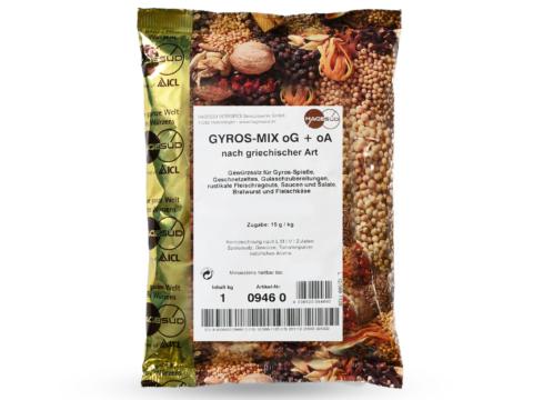 Gyros Gewürzmischung von Hagesüd, 1kg Packung