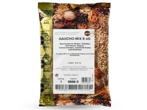 Grillgewürz Gaucho Mix von Hagesüd, 1kg Packung