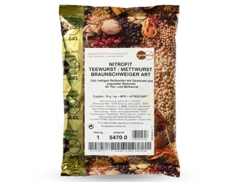 Gewürzmischung für Teewurst Mettwurst von Hagesüd, 1kg Packung