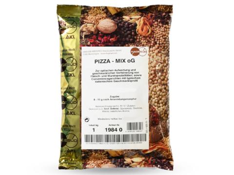 Pizza Mix für Pizza und Pasta von Hagesüd, 1kg Packung