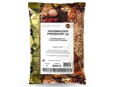 Gewürzmischung für Hausmacher Presskopf von Hagesüd, 1kg