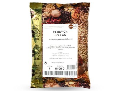 Kutterhilfsmittel auf Citrat Basis von Hagesüd, 1kg Packung