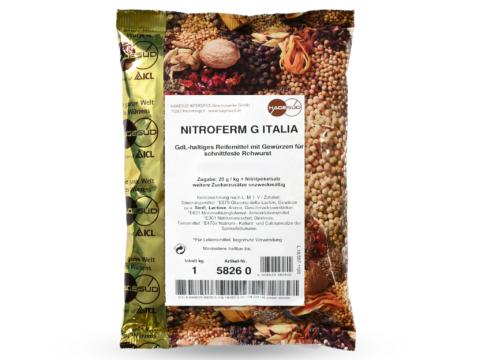 Gewürzmischung für Italienische Salami von Hagesüd, 1kg Packung