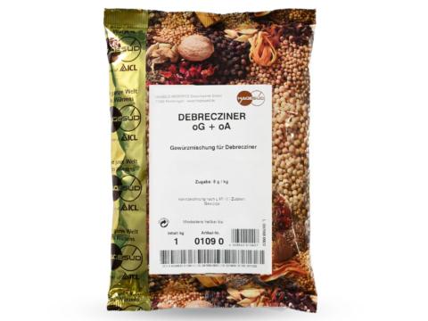 ewürzmischung für Debreziner von Hagesüd, 1kg Packung