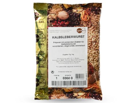 ewürzmischung für Kalbsleberwurst von Hagesüd, 1kg Packung