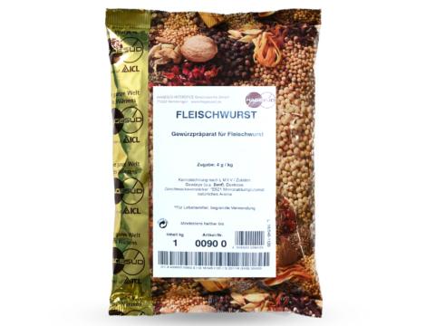 Gewürzmischung für Fleischwurst von Hagesüd, 1kg Packung