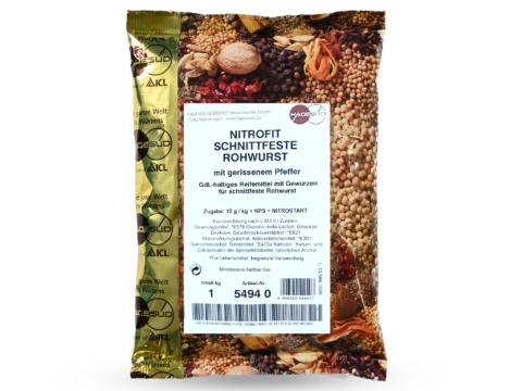 Gewürzmischung für Rohwurst von Hagesüd, 1kg Packung