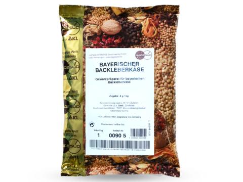Gewürzmischung für Bay. Backleberkäse von Hagesüd, 1kg Packung