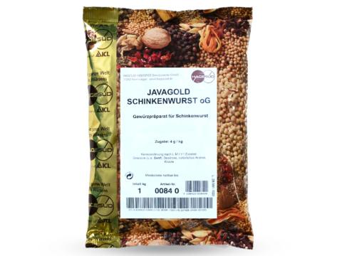 Gewürzmischung für Schinkenwurst Gewürz von Hagesüd, 1kg Packung