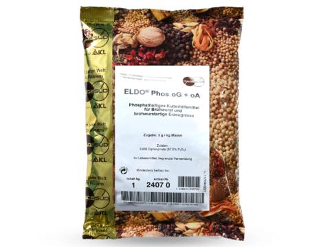 Phosphat Kutterhilfsmittel für Brühwurst von Hagesüd, 1kg Packung