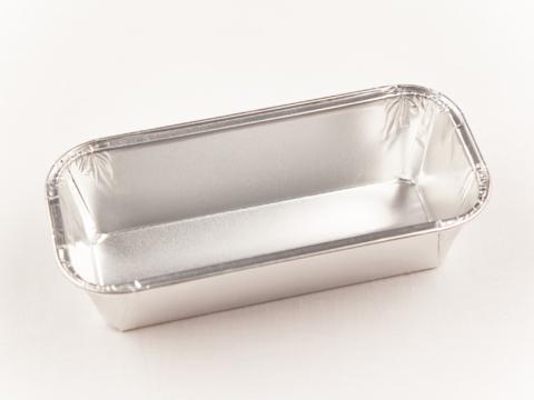 Leberkäsformen Aluminium