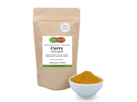 Curry Old England