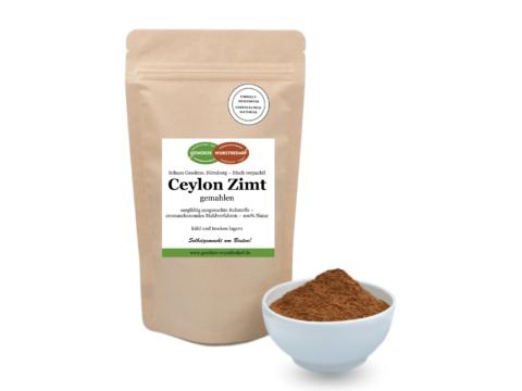 Zimt Ceylon gemahlen