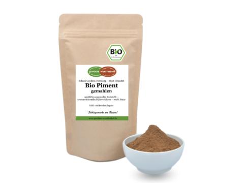 Bio Piment gemahlen Jamaika