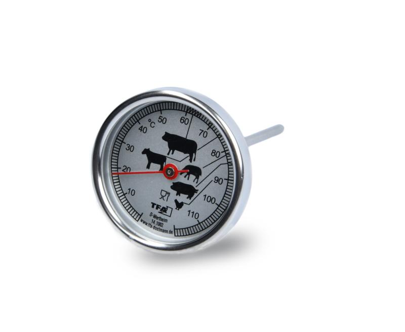 Fleischeinstechthermometer bis 110 Grad